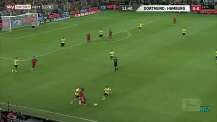 Mario Gotze - Forever Young 2011-2012 Hd