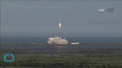 Research for One-Year Space Station Mission Among NASA Cargo Launched Aboard SpaceX Resupply Flight