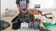 Как да опаковаш багажа си като професионалист