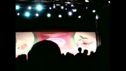 Приморско 2011-концерт на Веселин Маринов 30 години на сцената