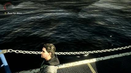 Епизод 2 от играта Alan Wake (1/2)gameplay