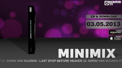 Armin Van Buuren - Intense (official Minimix Hd)