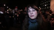 UK: Anti-Tory protesters march through London with Osborne's cuts set to continue