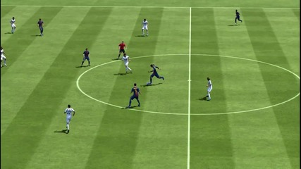 Страхотен гол Fifa 13
