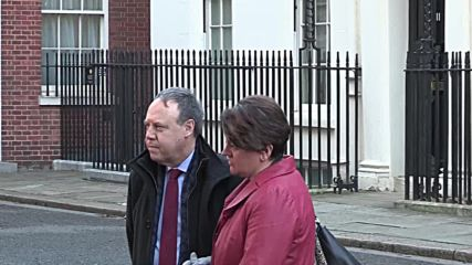 UK: DUP leader Foster says agreement on backstop is vital for Brexit deal to be approved