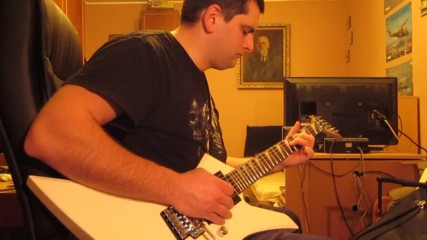 Judas Priest- Breaking the Law/ Lead Guitar Cover