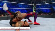 Montez Ford pays homage to DX with high-flying attack: WWE Extreme Rules 2021 (WWE Network Exclusive)