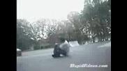 скейборд инцидент !