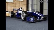 Williams Fw31 Official Colors