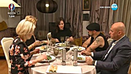Ирина Флорин посреща гости - Черешката на тортата (07.06.2016)