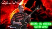 Children of Bodom - Kissing the Shadows Възможно най - якия cover
