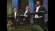 Three Tenors - La Donna E Mobile & Brindisi
