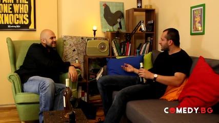 Иван Кирков и Никола Тодороски си говорят за старото време