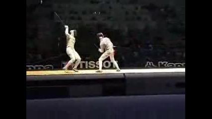 Turin 2006 Foil Final - Joppich/Baldini