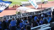 Феновете на Левски с красноречиво послание към ръководството