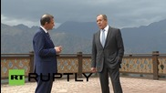 Russia: Lessons learned in Iraq, Libya will soon apply to Syria - Lavrov