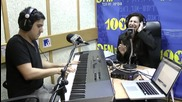 Yinon Yahel And Maya Simantov - Live On 100fm - Searching