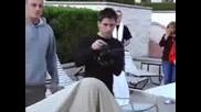 Criss Angel - Фокус Със Изчезващо Момиче