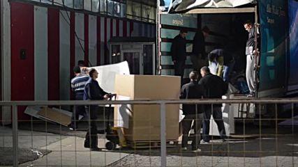 Bosnia and Herzegovina: Srebrenica mayoral ballots arrive in Sarajevo ahead of re-count