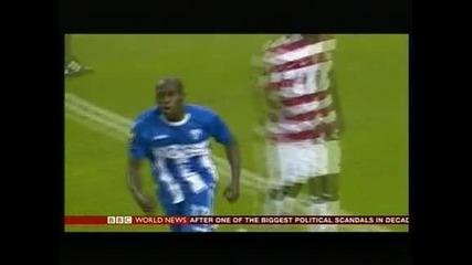 """САЩ срещу Панама на финала на """"Голд Къп"""""""
