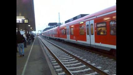 Db - S - Bahn