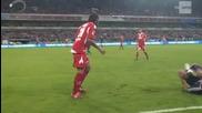Anderlecht - Standard Axel Witsel leg break Wasilewski