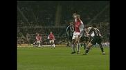 Страхотен гол на Bergkamp срещу Newcastle