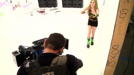 Avril Lavigne-smile Bts