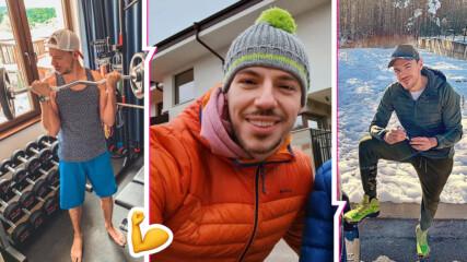 Диета, спорт и много дисциплина: Дани Петканов с новогодишно предизвикателство #безпретенции