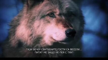 Sanel Smolo - Ostavi me vukovima (hq) (bg sub)