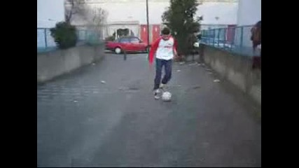 Cool Football Freestyle