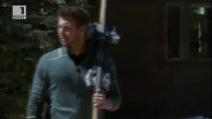 Дързост и красота - 3130 епизод - Хоуп поглъща още едно хапче; Стефи и Хоуп се сблъскват на пистата