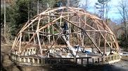Как да си построим кръгла къща...