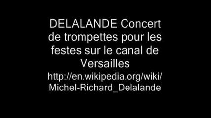 Delalande Concert De Trompettes 4