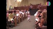 Малките шаферчета и техните реакции направиха сватбите незабравими!