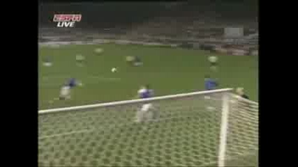 Football - Kaka, Lampard, Gerrard