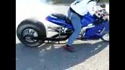 Хищник - Hayabusa 1500 Burn Out Full Trottle
