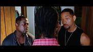 Лоши Момчета 2 - Не е лесно да си родител ! Ти ли ще излизаш на среща с дъщеря ми бе?