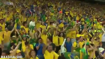 Brazil срещу Croatia 3:1 - Световното първенство 2014