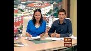 """Двегодишно хлапе рецитира """"обесването на Васил Левски"""""""
