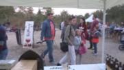 """Монашеска бира Ла Трап трапист на фестивалът """"карин дом усмихни се"""" във Варна"""