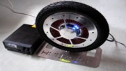 Т-кар с патентовани български технологии за прецизно управлние на ускорението/спирането на елмотори