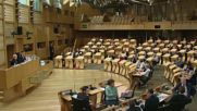 UK: Scottish Parliament backs Sturgeon to hold direct EU talks