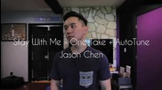Sam Smith - Stay With Me - Jason Chen Cover - Acoustic and Autotune