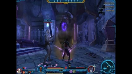 Star Wars The Old Republic - Fight