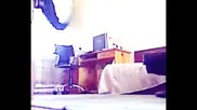 Handstand Jump On My Room