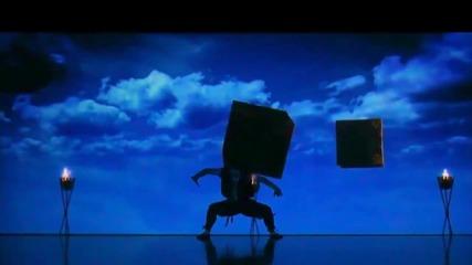 """Удивителен 3 D синхронизиран танцов спектакъл """" Fuma - Kai """""""