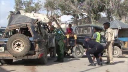 Somalia: Al-Shabaab car bomb kills at least 3 police officers