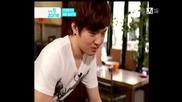Minhyuk Choking (and Witty Sungjae D) - Btob Amazon Episode 4 Cut (eng)