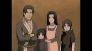 Sasuke Says Goodbye